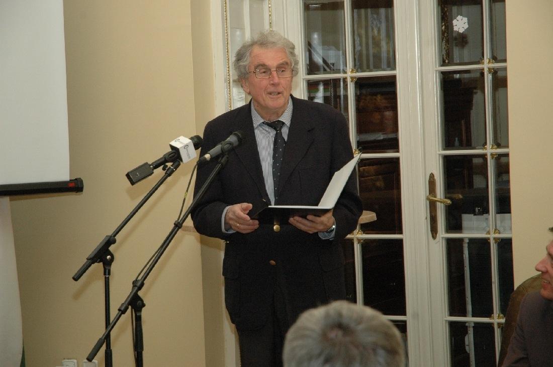 Réthelyi Miklós volt NEFMI miniszter, az UNESCO Magyar Bizottsága elnöke