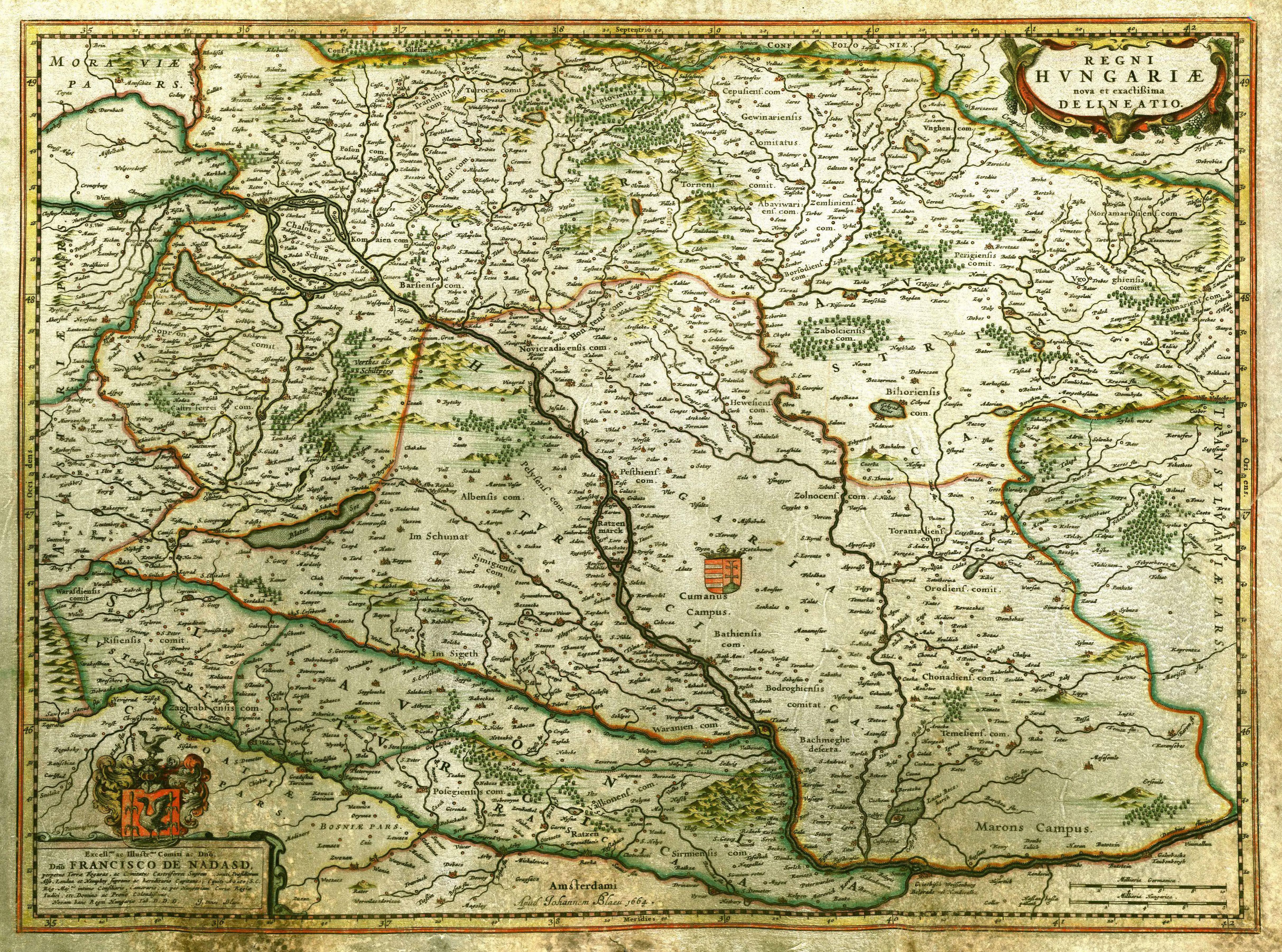 virtuális térkép magyarország Magyarország  térképek | Magyar Nemzeti Levéltár virtuális térkép magyarország