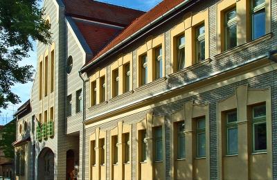 Az MNL BKML Klapka utcai épülete
