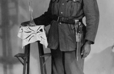 Bakos Galambos Mihály, 1941
