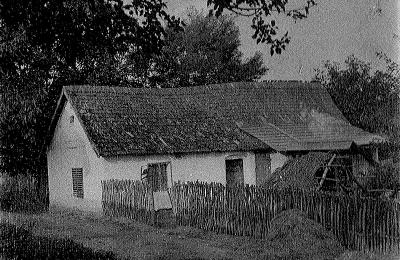 Tardona, Jókai bujdosási helye (fotó)