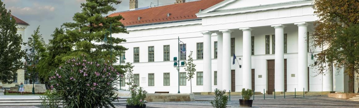 Vármegyeháza Szekszárd