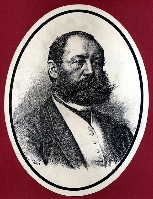 Palkovics Károly mellképe