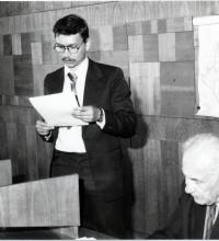 Az 1980. évi Somogyi Levéltári Nap előadójaként