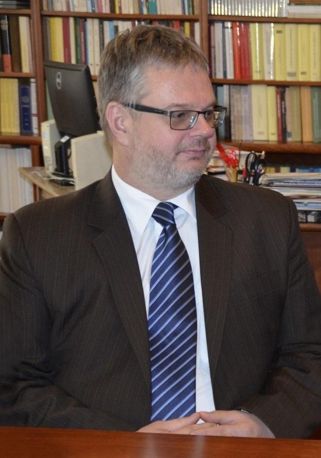 Dr. habil. Szabó Csaba a Magyar Nemzeti Levéltár új főigazgatója