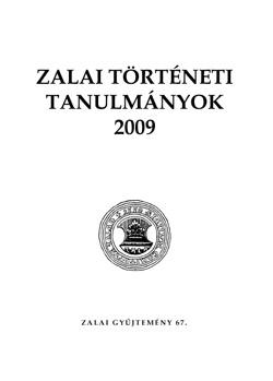 Zalai Gyűjtemény 67. kötet borítójának képe